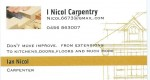 I Nicol Carpentry