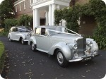 Wedding Cars of Distinction