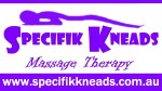 Specifik Kneads Massage Therapy