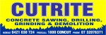 Cutrite Concrete Sawing & Drilling
