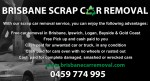 Brisbane Scrap Car Removal