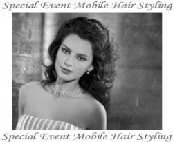 Special Event Hair Styling