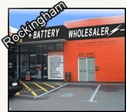 Battery Wholesalers