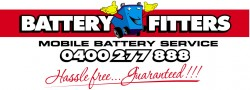 Battery Fitters Mobile Battery Service