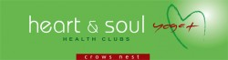 Heart and Soul Health Clubs - Crows Nest