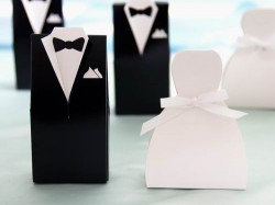 All About Me Wedding Favors
