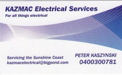 Kazmac Electrical Services