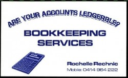 Are Your Accounts Ledgerble?
