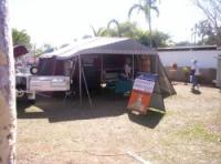 Johnno's camper trailers Forest Lake QLD