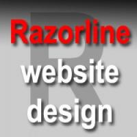 Razorline Website design