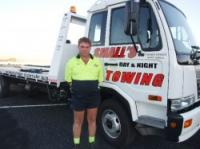 Small's Day & Night Towing