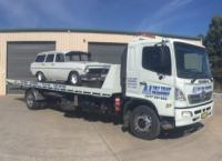 A1 Tilt Tray Transport Orange Towing Services