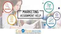 Get Grades with Marketing Assignment Help Online at Casestudyhelp.com