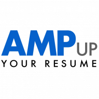 Amp-Up Your Resume Logo