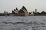 Sydney Opera House from Milsons Point